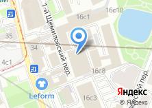 Компания «Верхнее Строение Пути» на карте
