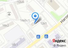 Компания «ТТ-групп» на карте