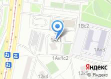Компания «Жалюзи Чертановская» на карте