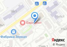 Компания «КонтактКоммерцГрупп» на карте