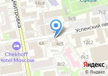 Компания «Успенский дворик» на карте