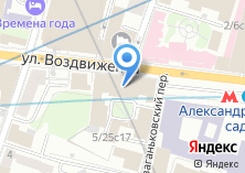 Компания «Государственный музей архитектуры им. А.В. Щусева» на карте