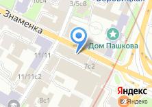 Компания «Interim» на карте