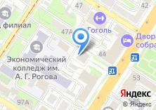 Компания «АвтоКомфорт-Тула» на карте