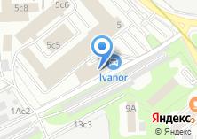 Компания «Vianor» на карте