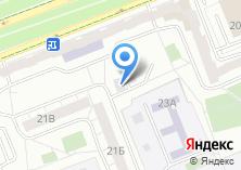 Компания «Магистральные тепловые сети» на карте