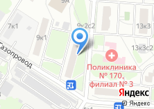 Компания «Библиотека №167» на карте