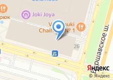 Компания «City Gold» на карте