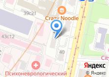 Компания «СитиГрупп» на карте