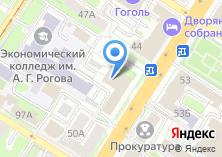 Компания «Тульская областная коллегия адвокатов» на карте