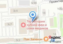 Компания «Русская Азия» на карте