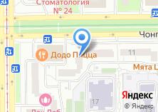 Компания «ДаниЯр» на карте