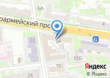 Компания «Basta24.ru» на карте