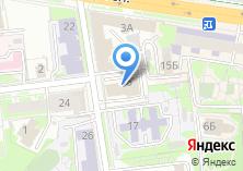 Компания «ЖЭУ №3» на карте