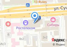 Компания «ОнЛайм» на карте