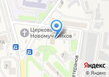 Компания «Магазин цветов и подарков на ул. Поведники пос» на карте