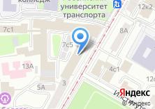 Компания «Баустрой» на карте