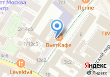 Компания «Осьминог» на карте