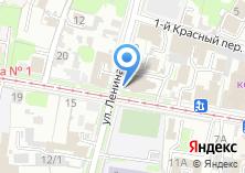 Компания «Свято-Ильинский храм» на карте