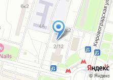 Компания «Slon Cleaning» на карте