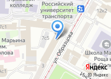 Компания «Сокол Фармс» на карте