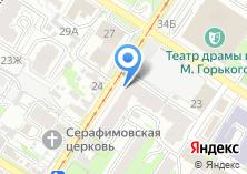 Компания «Мгм-Строй» на карте