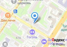Компания «Тульский камерный оркестр» на карте