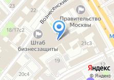 Компания «Департамент территориальных органов исполнительной власти г. Москвы» на карте