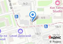 Компания «Техника» на карте