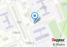 Компания «ГСК Отрадное» на карте
