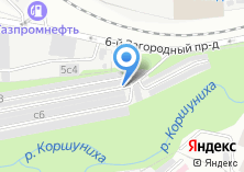 Компания «Гаражно-строительный кооператив №13» на карте