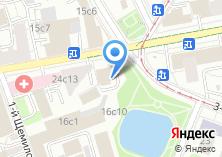 Компания «Print Solution» на карте