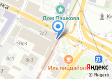 Компания «Московская государственная картинная галерея народного художника СССР А. Шилова» на карте