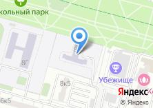 Компания «Детский сад №1158» на карте