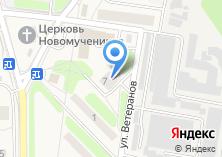 Компания «Городское жилищно-эксплуатационное управление №4» на карте