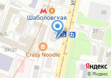 Компания «Шико магазин тканей» на карте