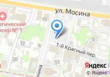 Компания «Столовая №1 Эдем» на карте