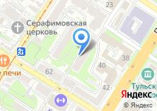 Компания «Место встречи» на карте