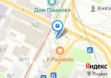 Компания «Часовня Николая Можайского на Знаменке» на карте
