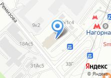 Компания «ТехСвязьКомплект» на карте