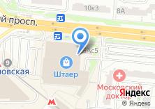 Компания «Марсель Арт» на карте