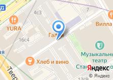 Компания «Тренер-Фигурное катание Чеховская» на карте