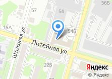 Компания «Тульский хлебокомбинат» на карте