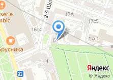 Компания «Лесэнерго» на карте