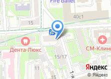 Компания «Инком-Медиа» на карте