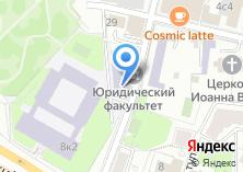 Компания «Биофизика» на карте