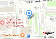 Компания «ИСБизнес» на карте