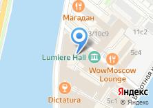 Компания «Дубль В» на карте