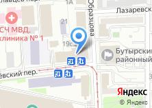 Компания «Книжники» на карте