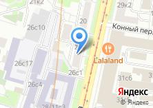 Компания «ХозСтрой» на карте